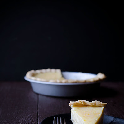 Grapefruit Pie