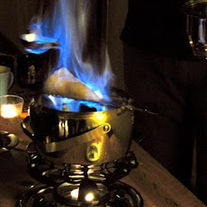 Feuerzangenbowle (Burnt Punch, Traditional German Beverage)