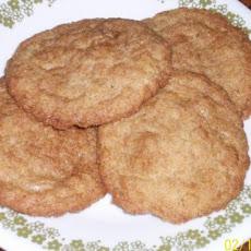 Mrs. Fields Cinnamon Sugar Cookies