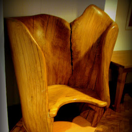 by Baerbel Pleuger - Artistic Objects Furniture ( Chair, Chairs, Sitting )