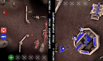 Screenshot of ProjectY RTS 3d -public beta-