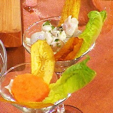 The Latin Quarter's Seafood Ceviche
