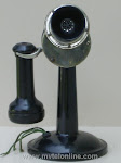 Candlestick Phones - Unknown Candlestick Telephone