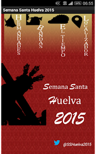 Semana Santa Huelva 2015 - screenshot
