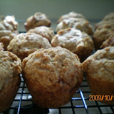Yogurt Honey Health Mini Muffins