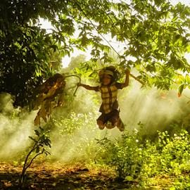 fun n jump by Lalu Agus Suhardiman - Babies & Children Children Candids