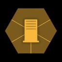 Hexwalk mobile app icon