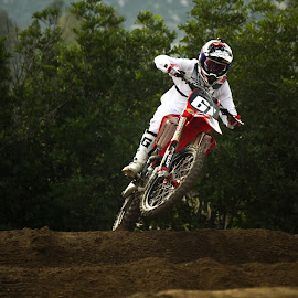 Michael Lieb by Connor Moore - Sports & Fitness Motorsports ( motocross, michael, mx, lieb61, supercross, villopoto )
