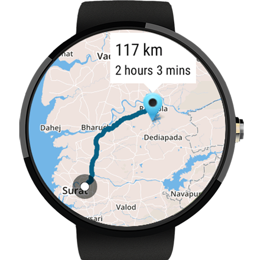 Maps,Navigation for Wear