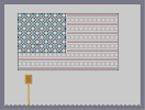 Thumbnail of the map 'The Flag'