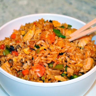 One Pot Fried Rice