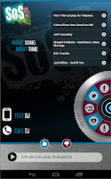 Screenshot of SOS Radio for Life