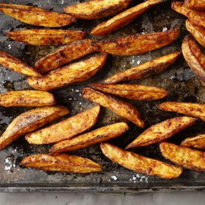 Breakfast Oven Fries