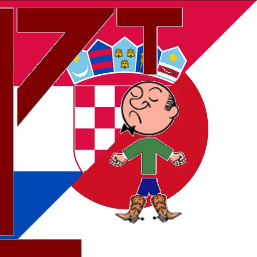 Android aplikacija Japanese Croatian Hangman na Android Srbija