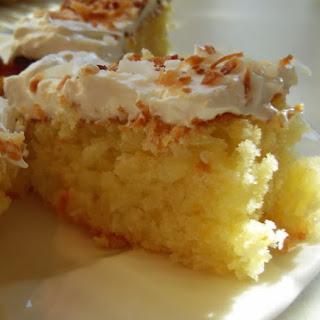 Orange And Coconut Slice Recipes