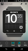 Screenshot of Camera Touch SmartWatch