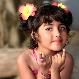 by Amrita Bhattacharyya - Babies & Children Child Portraits (  )