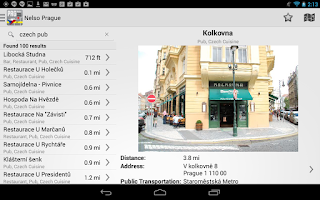 Screenshot of Nelso Prague
