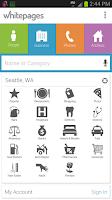 Screenshot of Whitepages