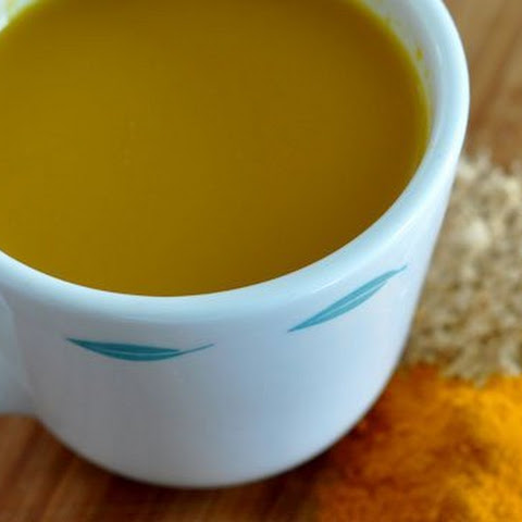 Turmeric-Ginger Tea
