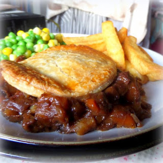 English Mince Beef Pie Recipes