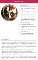 Screenshot of Easy No-Bake Desserts Recipes