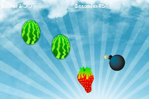 fruit-samurai for android screenshot