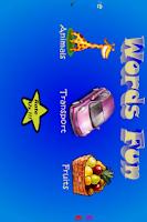 Screenshot of Words Fun - Learn English Free