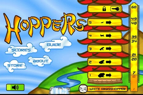 Hoppers - screenshot