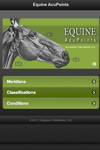 醫療必備APP下載|Equine AcuPoints 好玩app不花錢|綠色工廠好玩App