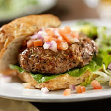 California-Style Ranch Burger