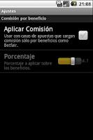 Screenshot of Arb Calculator