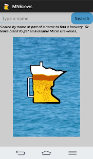 MN Craft Beer Finder - screenshot