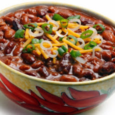 Mild But Rich Chili