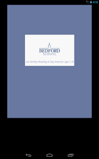 Bedford School - screenshot