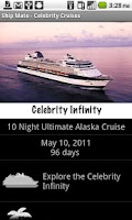 Screenshot of Ship Mate - Celebrity Cruises
