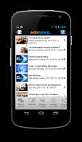 Screenshot of EDUNEWS