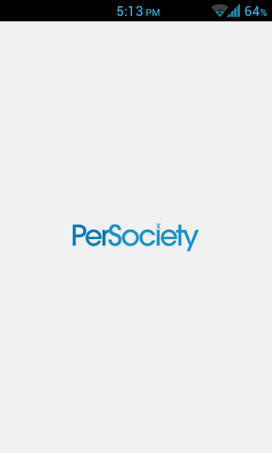 PerSociety Contacts Mobile App