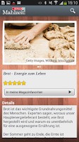 Screenshot of SPAR Mahlzeit!