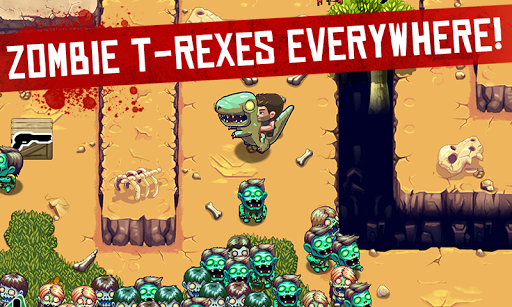 Age of Zombies - screenshot