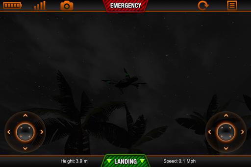 ARDrone Sim - screenshot