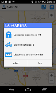 SalOnBike - screenshot