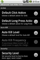 Screenshot of Advanced Task Killer Pro