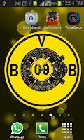 Screenshot of Borussia Live Wallpaper Demo