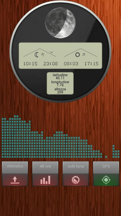 Barometer & Altimeter Screenshot 3