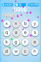 Screenshot of Word Tap Tap