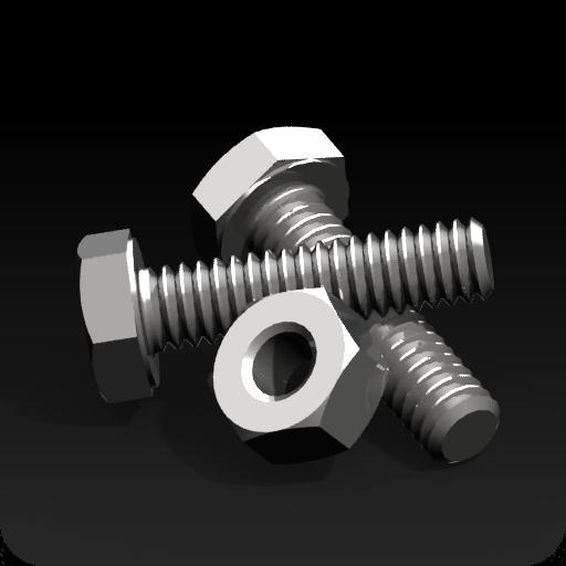 工具必備App|Nuts & Bolts LOGO-綠色工廠好玩App