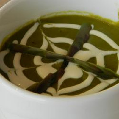 Easy Cream of Asparagus Soup