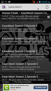 The Best Indian Podcasts - screenshot