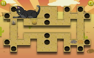 Screenshot of Hamster Chase